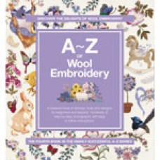 A to Z of Wool Embroidery